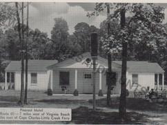 Pinerest Motel - 195?