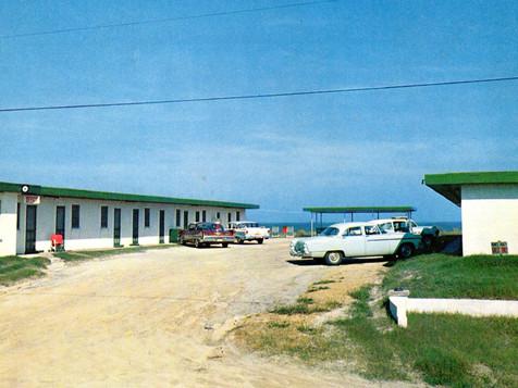 Ocean Air Motel - 1961