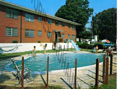 Jefferson Manor Motel Apartments - undated