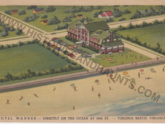 Hotel Warner - 1952