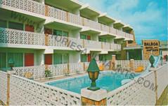 Balboa Motel and Efficiencies - undated