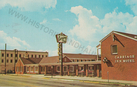The Carriage Inn Motel - undated