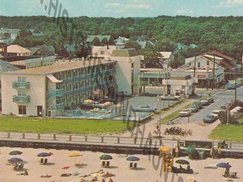 The Sea Gull Motel - undated