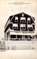 Roanoke Cottage 1940