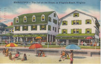 Marilyn's Inn 1949