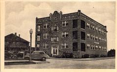 Beachome Apartment Hotel - 1949