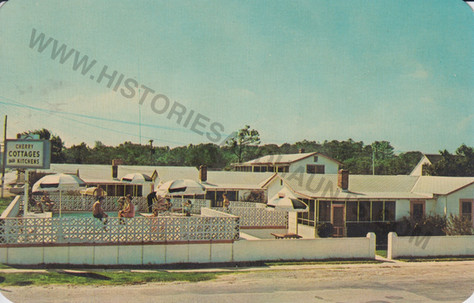 Cherry Cottages and Motel Apartments - undated