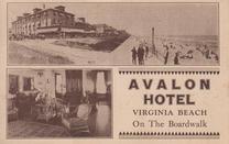 Avalon Hotel 1938