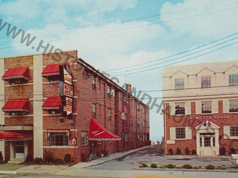 Tides Motor Hotel & Lodge - undated