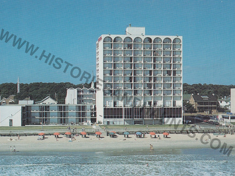 Sheraton Beach Inn 1