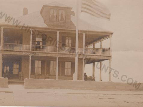 Gardner Cottage - 1908