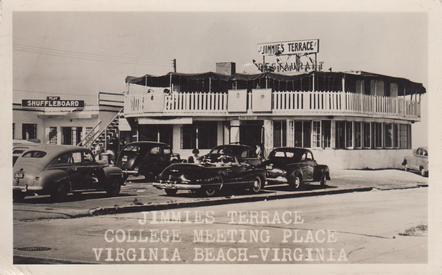 Jimmie's Terrace 1948