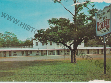 Whispering Winds Motel - undated