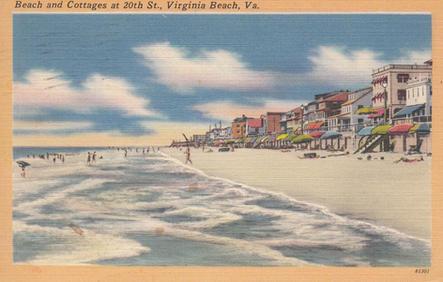 Oceanfront 1954