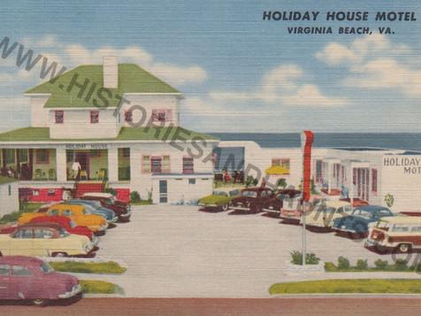 Holiday House Motel - undated