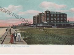 The Princess Anne Hotel - undated