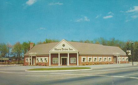 Shore Drive Inn 1953