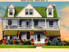 Virginia Lee Hotel - 1944
