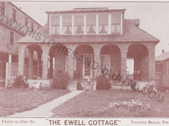 """The Ewell Cottage"" - undated"