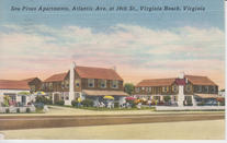 The Sea Pines 1950