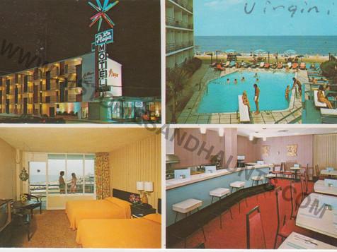 La Playa Luxury Resot Motel - 1979