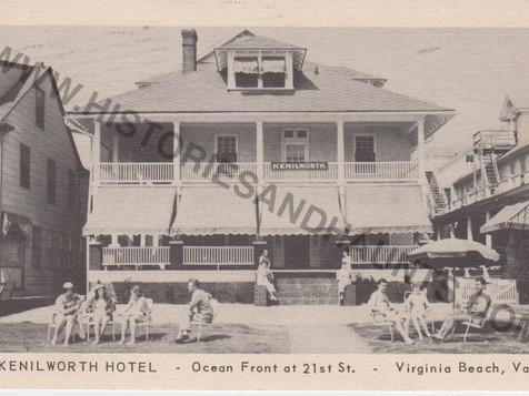 Kenilworth Hotel - 1953
