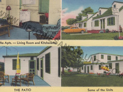 Ray Anne Cottage Apartments - 1951