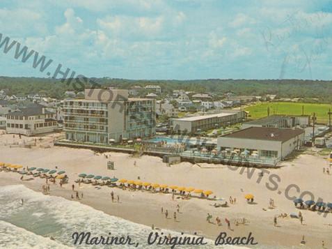 The Mariner Resort Motor Inn - undated