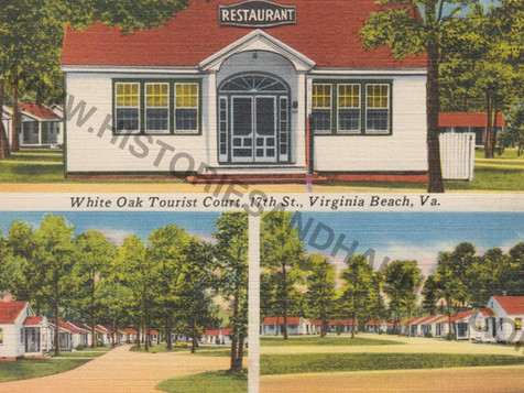 White Oak Tourist Court - undated