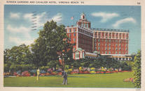 Cavalier Hotel 1939