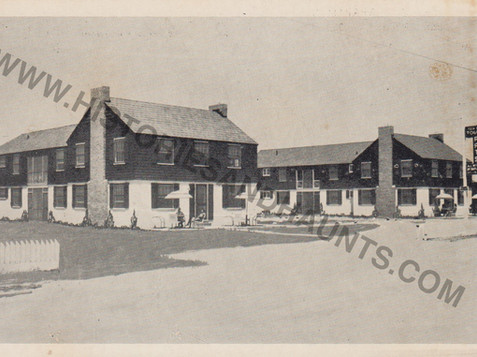 Sea Pines Apartments - 1942