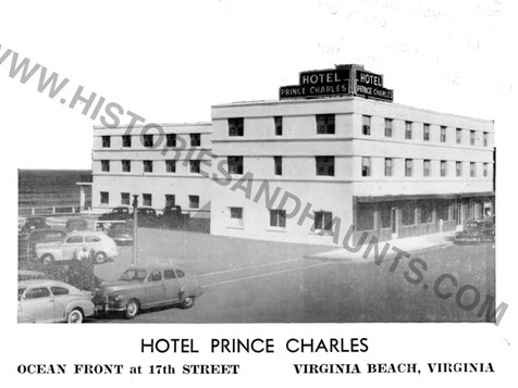 Hotel Prince Charles - 1951