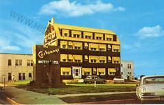 The Castaways Motor Hotel - undated