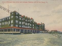 Princess Anne Hotel - 1909