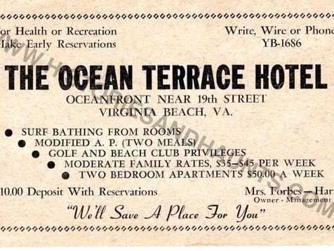 Ocean Terrace Hotel 2