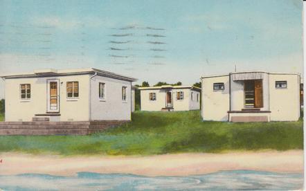 Patterson's Cottages 1953