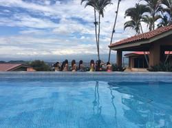 escazu piscina