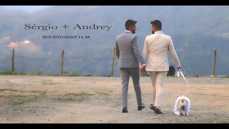 Filmagem de Casamento Gay