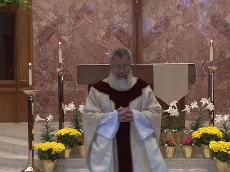 4.12.20 - Easter Sunday Homily