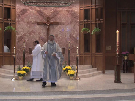 4.26.20 - Sunday Homily and Song