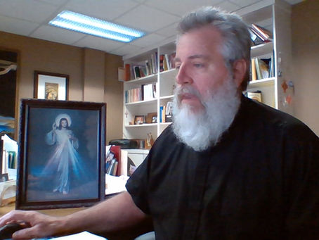 4.19.20 - Divine Mercy Sunday Homily