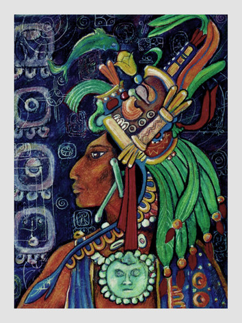 Mayan Lord
