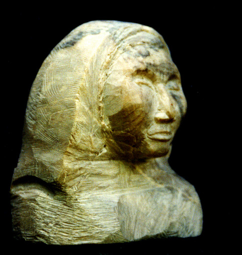 Inuit Bust