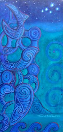 Blue Manaia