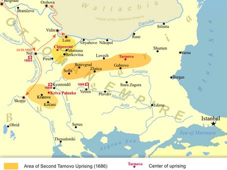 095 The Second Tarnovo Uprising