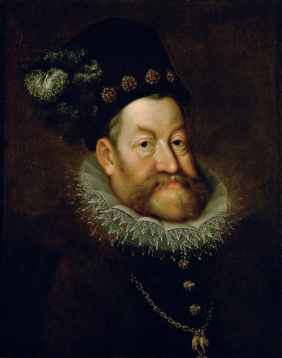 Rudolf II, Holy Roman Emperor and King of Hungary