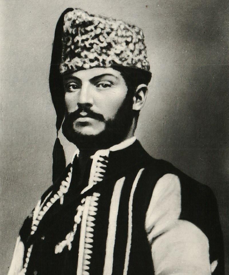 One of the leaders of the Cheta Band, Stefan Karadzha