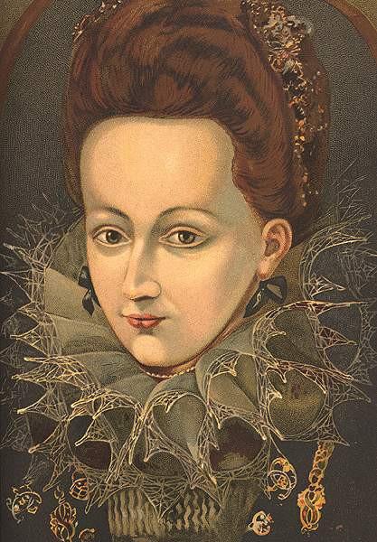 Catherine of Brandenburg, briefly Princess of Transylvania
