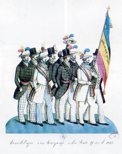 Romanian national revolutionaries