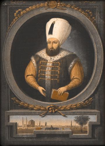 "Sultan Mustafa I, who was ""mentally unwell"""